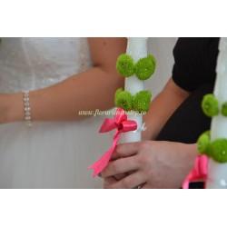 Lumanare nunta ieftina Cluj-Napoca