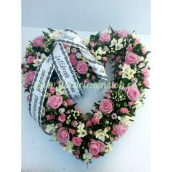 Aranjament floral sicriu