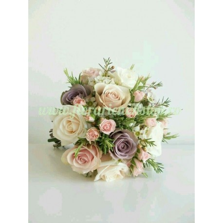 Buchet trandafiri pentru nunta - nasa