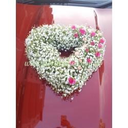 Aranjament floral masina / prezidiu