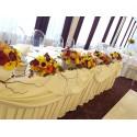 Aranjament floral masa mirilor floarea soarelui