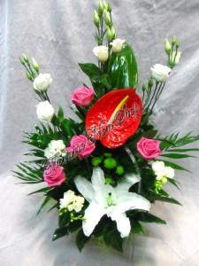 watermarked-cos-flori-anthurium-livrare-gratuita-florarie-non-stop-livrare-flori-la-domiciliu-cluj