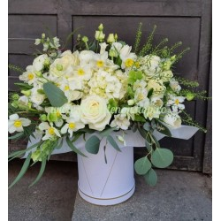Aranjament floral funerar