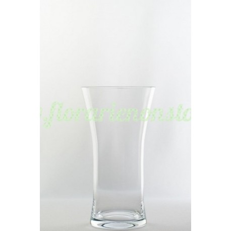 Vaza de sticla h - 25 cm