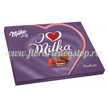 Ciocolata I Love Milka 120 gr